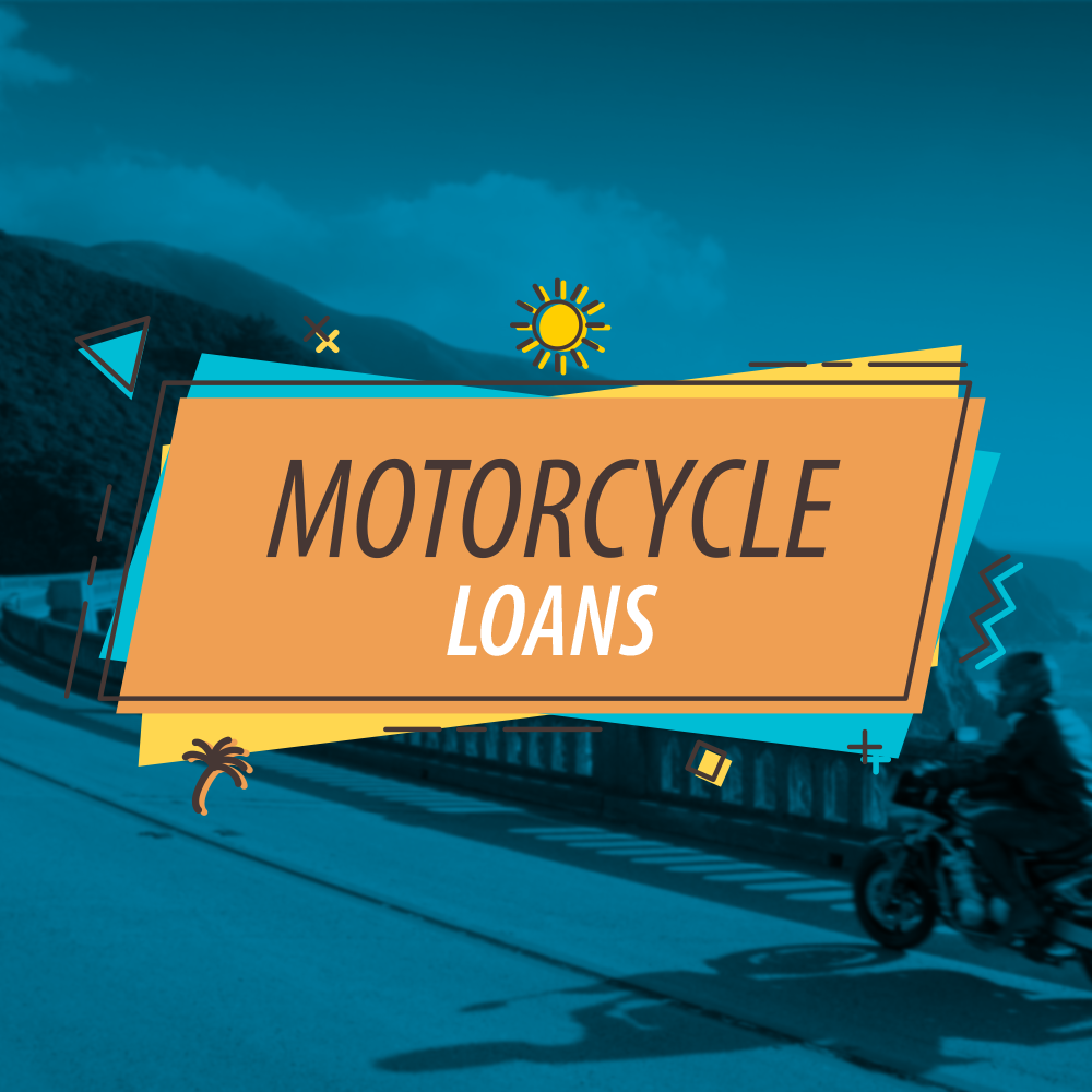 Motor cycle loan